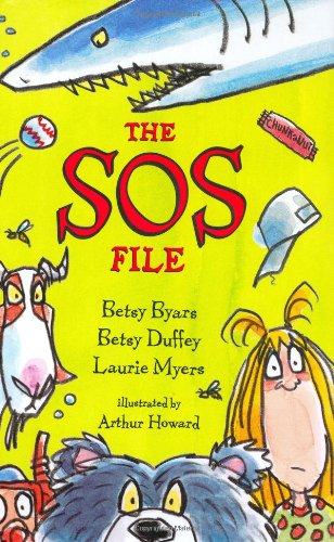 The SOS File: Byars, Betsy, Myers,