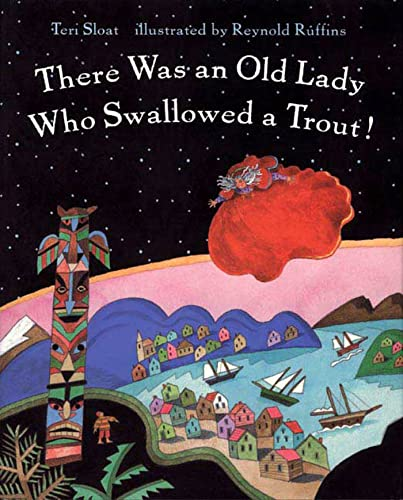 9780805069006: There Was an Old Lady Who Swallowed a Trout