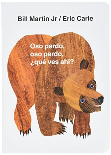 9780805069013: Oso pardo, oso pardo, ¿qué ves ahí? (Brown Bear and Friends) (Spanish Edition)