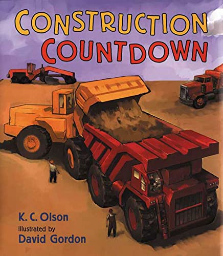 9780805069204: Construction Countdown