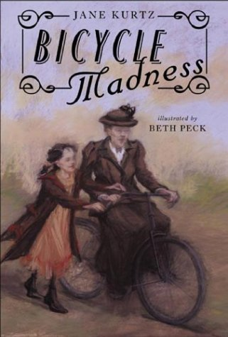 Bicycle Madness: Jane Kurtz