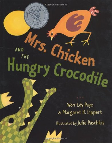 9780805070477: Mrs. Chicken and the Hungry Crocodile