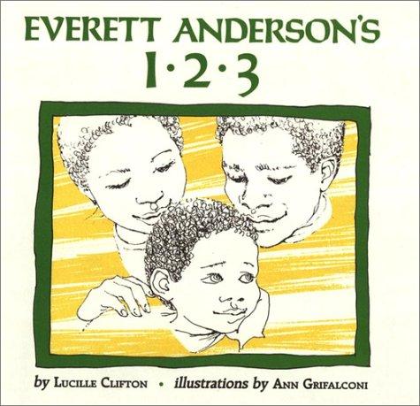 9780805070484: Everett Anderson's 1-2-3