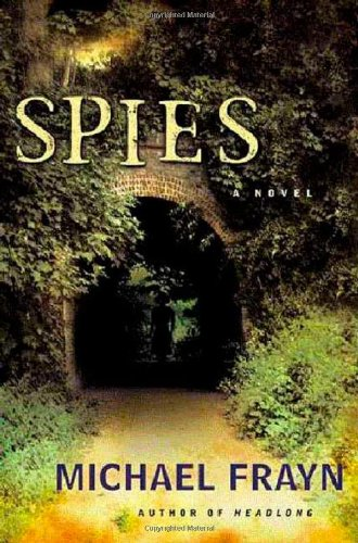 Spies: A Novel: Michael Frayn