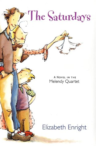9780805070606: The Saturdays (Melendy Quartet)