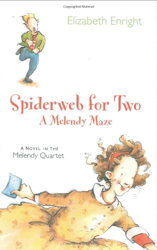 9780805070637: Spiderweb for Two: A Melendy Maze