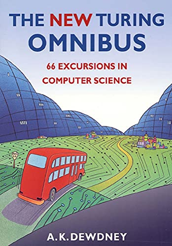 9780805071665: The New Turing Omnibus: Sixty-Six Excursions in Computer Science