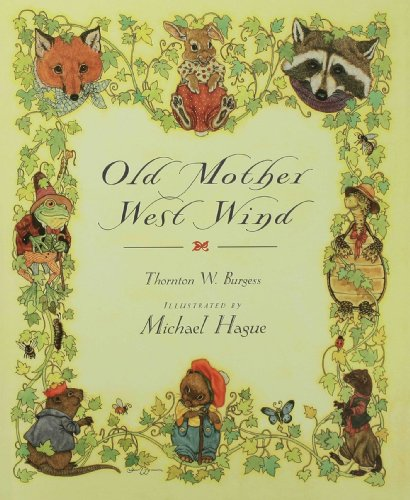 9780805072389: Old Mother West Wind