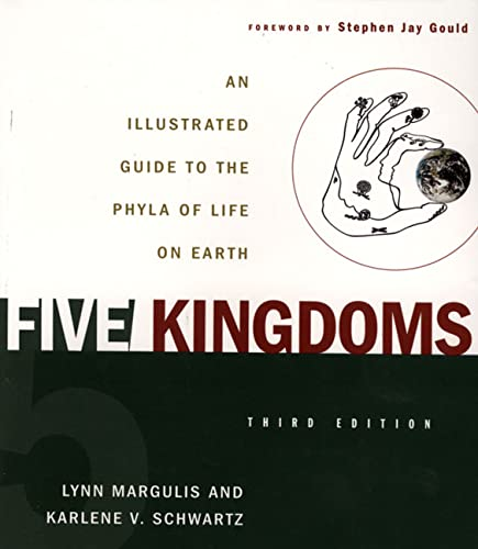 9780805072525: Five Kingdoms, 3rd Edition: An Illustrated Guide to the Phyla of Life On Earth