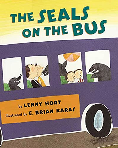 9780805072631: The Seals on the Bus (An Owlet Book)