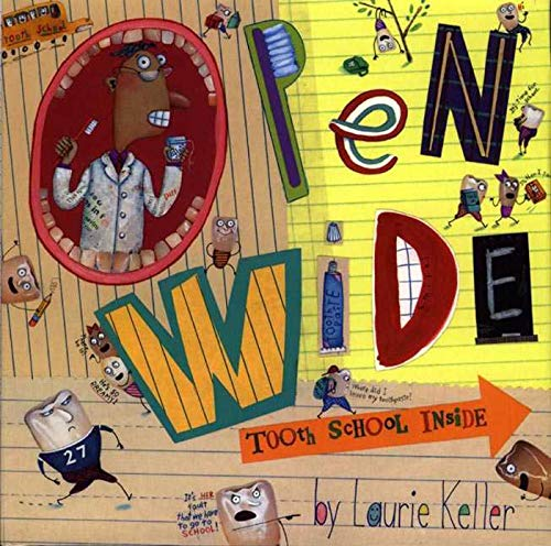 9780805072686: Open Wide: Tooth School Inside (An Owlet Book)