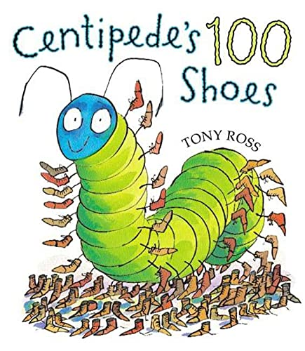 9780805072983: Centipede's One Hundred Shoes