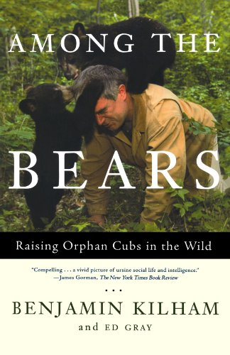 9780805073003: Among the Bears: Raising Orphaned Cubs in the Wild