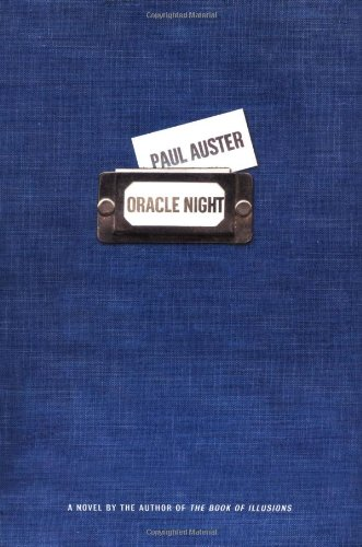 9780805073201: Oracle Night: A Novel (Auster, Paul)