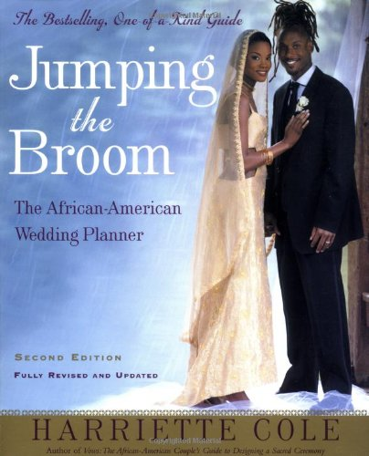 9780805073294: Jumping the Broom, Second Edition: The African-American Wedding Planner