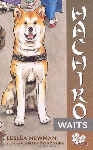 9780805073362: Hachiko Waits