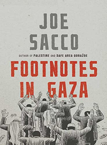 9780805073478: Footnotes in Gaza: A Graphic Novel
