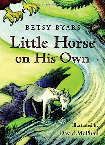 9780805073522: Little Horse on His Own (Early Chapter Books (Henry Holt & Company))