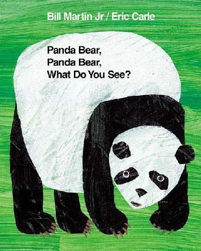9780805074840: Panda Bear, Panda Bear, What Do You See?