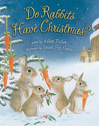 9780805074918: Do Rabbits Have Christmas?