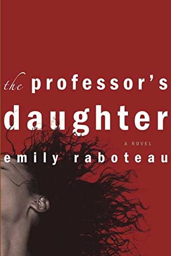 9780805075069: The Professor's Daughter: A Novel
