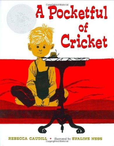 9780805075243: A Pocketful of Cricket