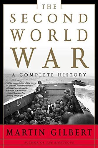 9780805076233: The Second World War: A Complete History
