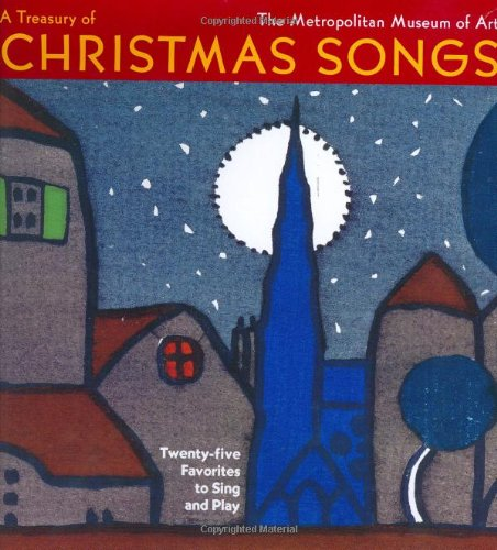 9780805076578: A Treasury of Christmas Songs: Twenty-five Favorites to Sing and Play