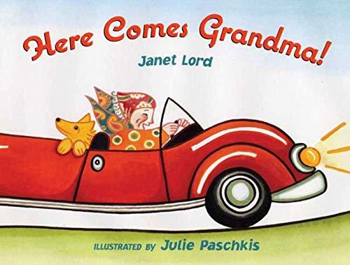 9780805076660: Here Comes Grandma!