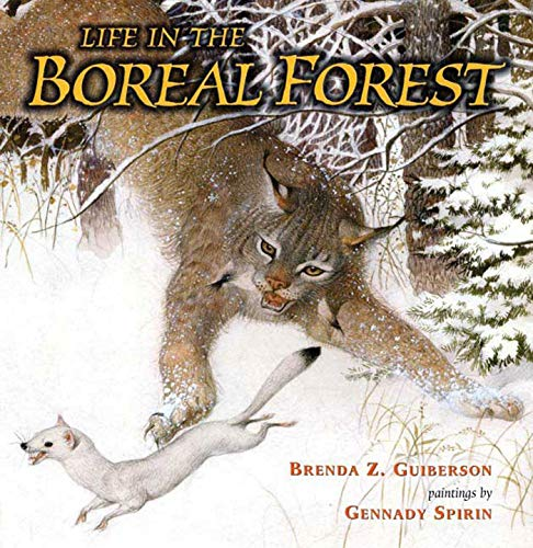 9780805077186: Life in the Boreal Forest