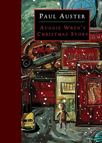 9780805077230: Auggie Wren's Christmas Story