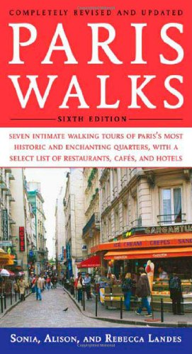 9780805077865: Pariswalks: Sixth Edition (Pariswalks) (6th Edition)