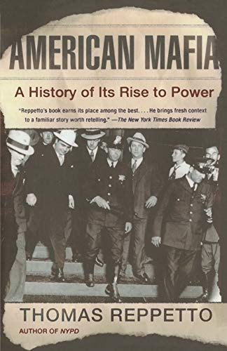 9780805077988: American Mafia: A History of Its Rise to Power