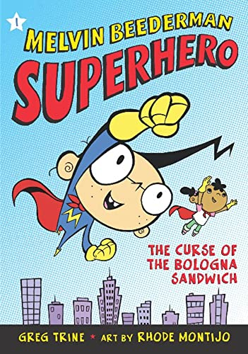 9780805078367: The Curse of the Bologna Sandwich (Melvin Beederman, Superhero)