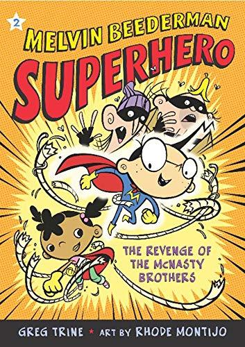 9780805078374: The Revenge of the McNasty Brothers (Melvin Beederman, Superhero)