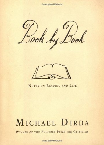 9780805078770: Book by Book: Notes on Reading and Life