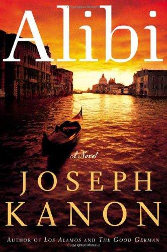 Alibi: A Novel: Kanon, Joseph