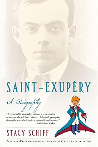 9780805079135: Saint-Exupery