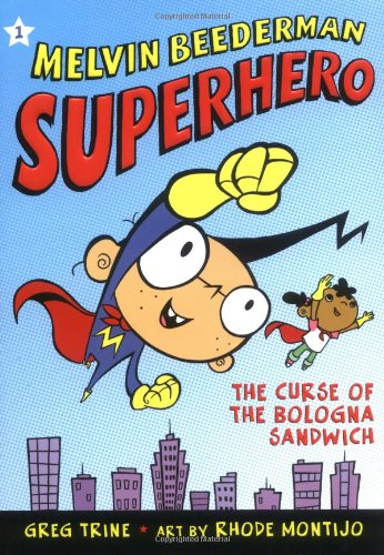 9780805079289: The Curse of the Bologna Sandwich (Melvin Beederman Superhero)