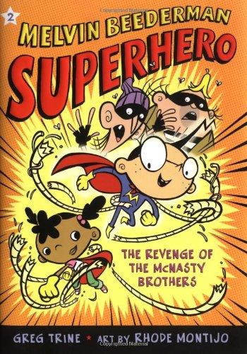 9780805079296: The Revenge of the McNasty Brothers (Melvin Beederman, Superhero)
