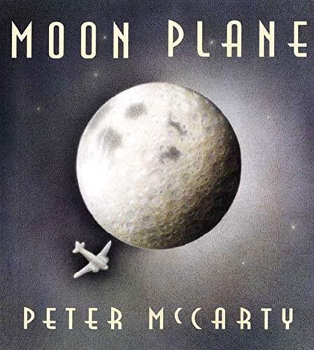 MOON PLANE.: McCarty, Peter.