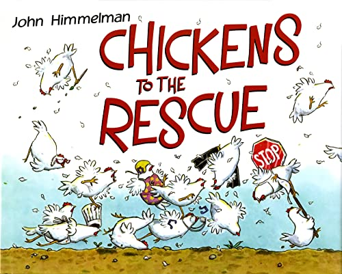 Chickens to the Rescue (Barnya