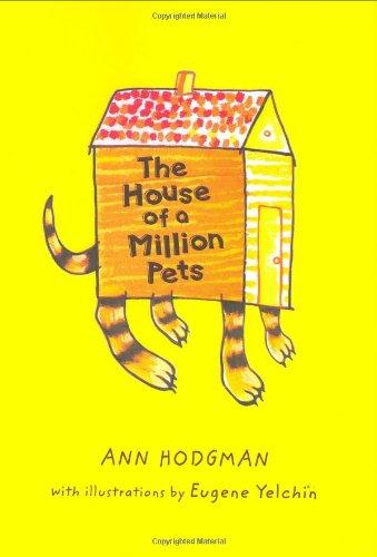 The House of a Million Pets: Ann Hodgman