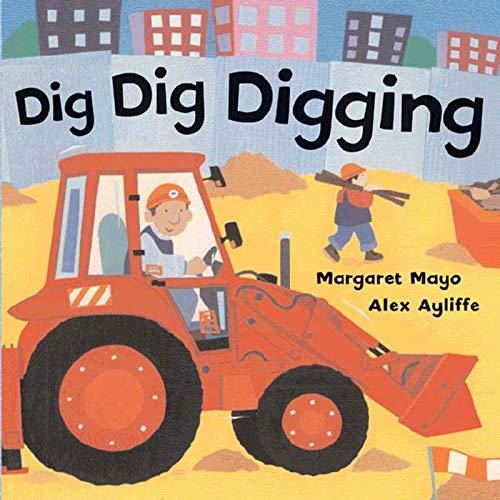 Dig Dig Digging: Mayo, Margaret