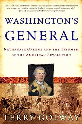 9780805080056: Washington's General: Nathanael Greene and the Triumph of the American Revolution