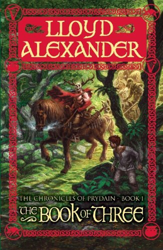 9780805080483: The Book of Three (The Chronicles of Prydain)