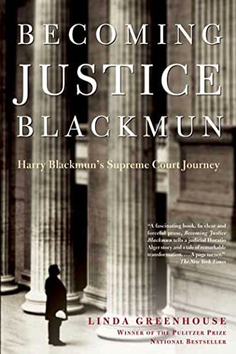 9780805080575: Becoming Justice Blackmun: Harry Blackmun's Supreme Court Journey