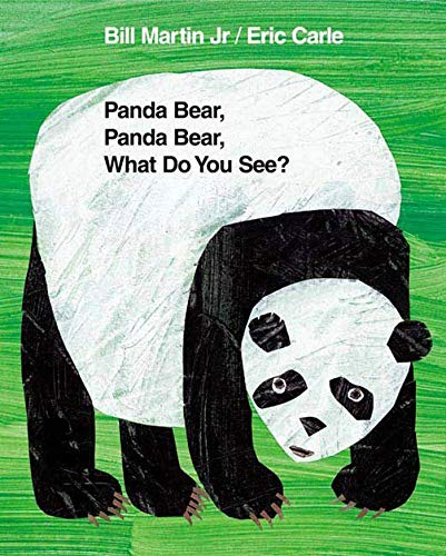 9780805081022: Panda Bear, Panda Bear, What Do You See? (Brown Bear and Friends)