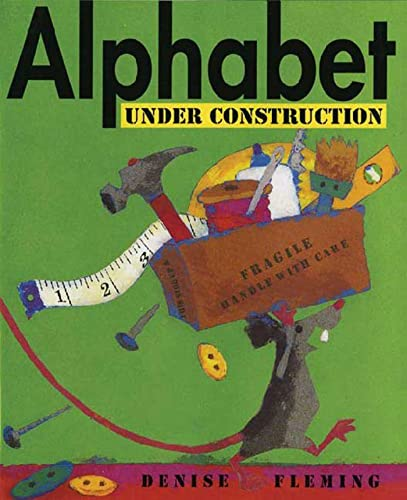 9780805081121: Alphabet Under Construction