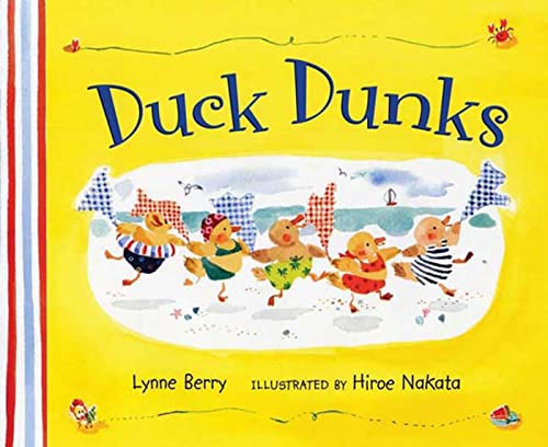 Duck Dunks: Lynne Berry